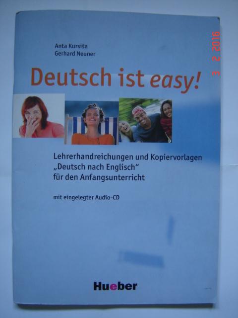 deutsch ist easy